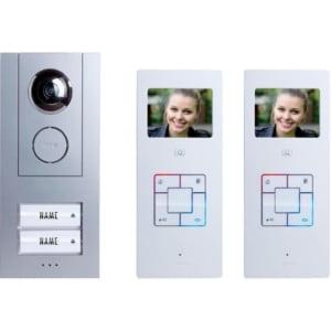 m-e GmbH modern-elec Klingelanlage mit Kamera
